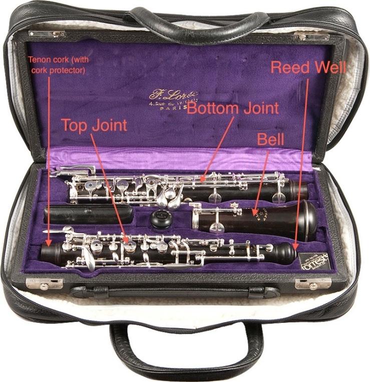 Professional Model Oboe